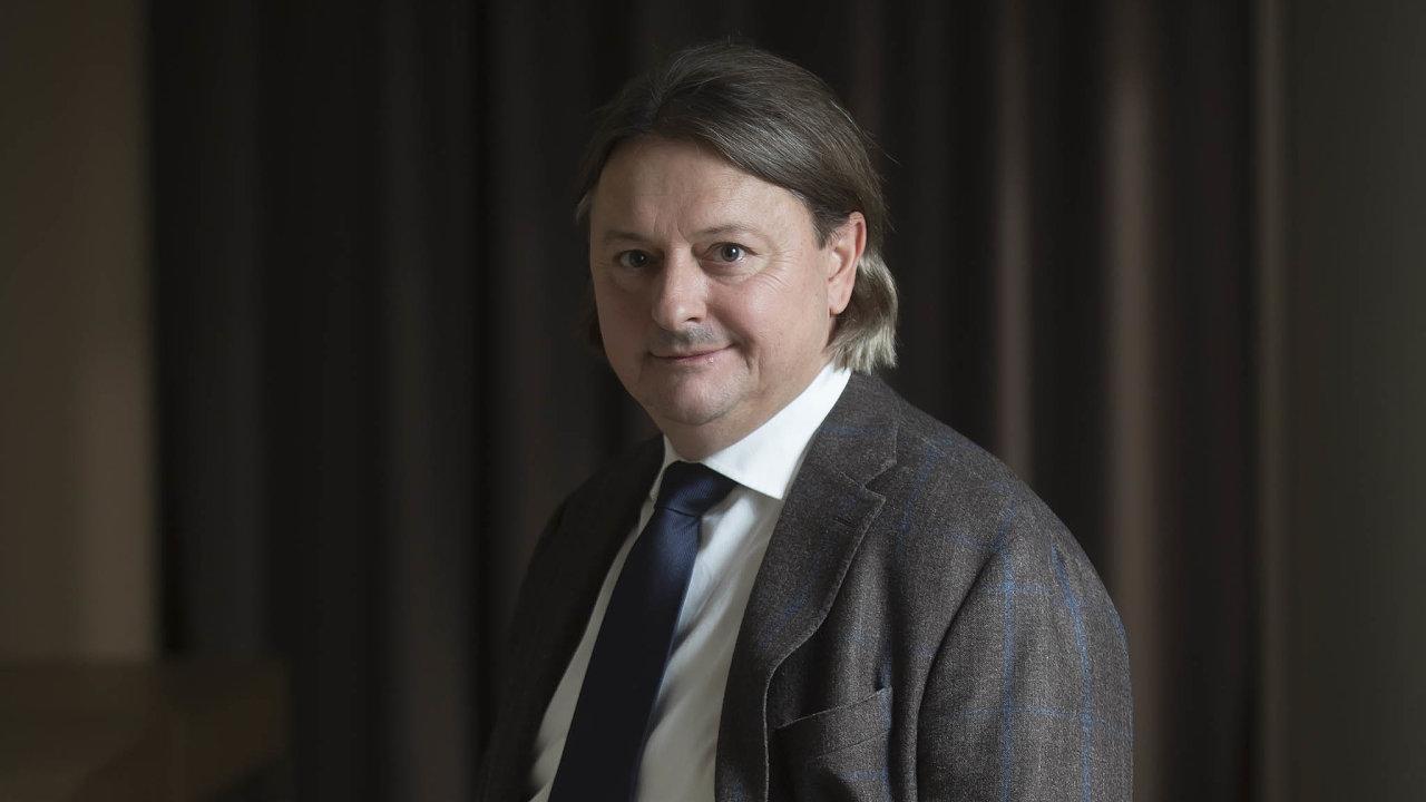 30 procent investorům: Současný majitel Colosea Jan Mužátko chce upsat naburzu Start 30 procent akcií firmy. Zbytek si nechá.