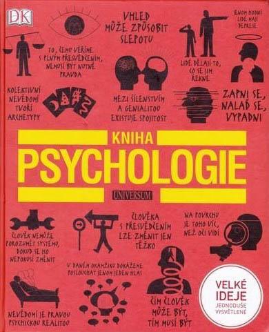 Kniha psychologie, Universum, 2019