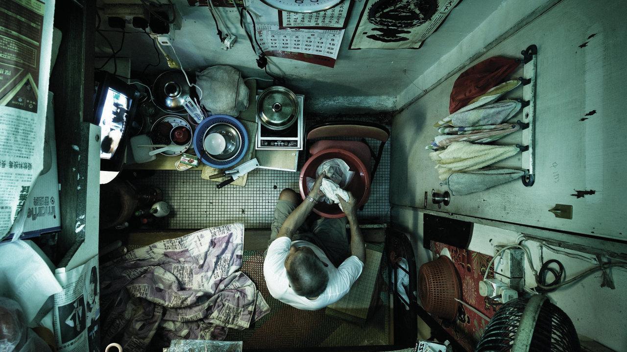 Hongkongské bydlení pro chudé