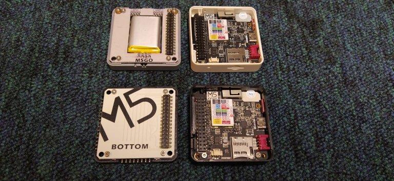 Systém programovatelných modulů M5Stack
