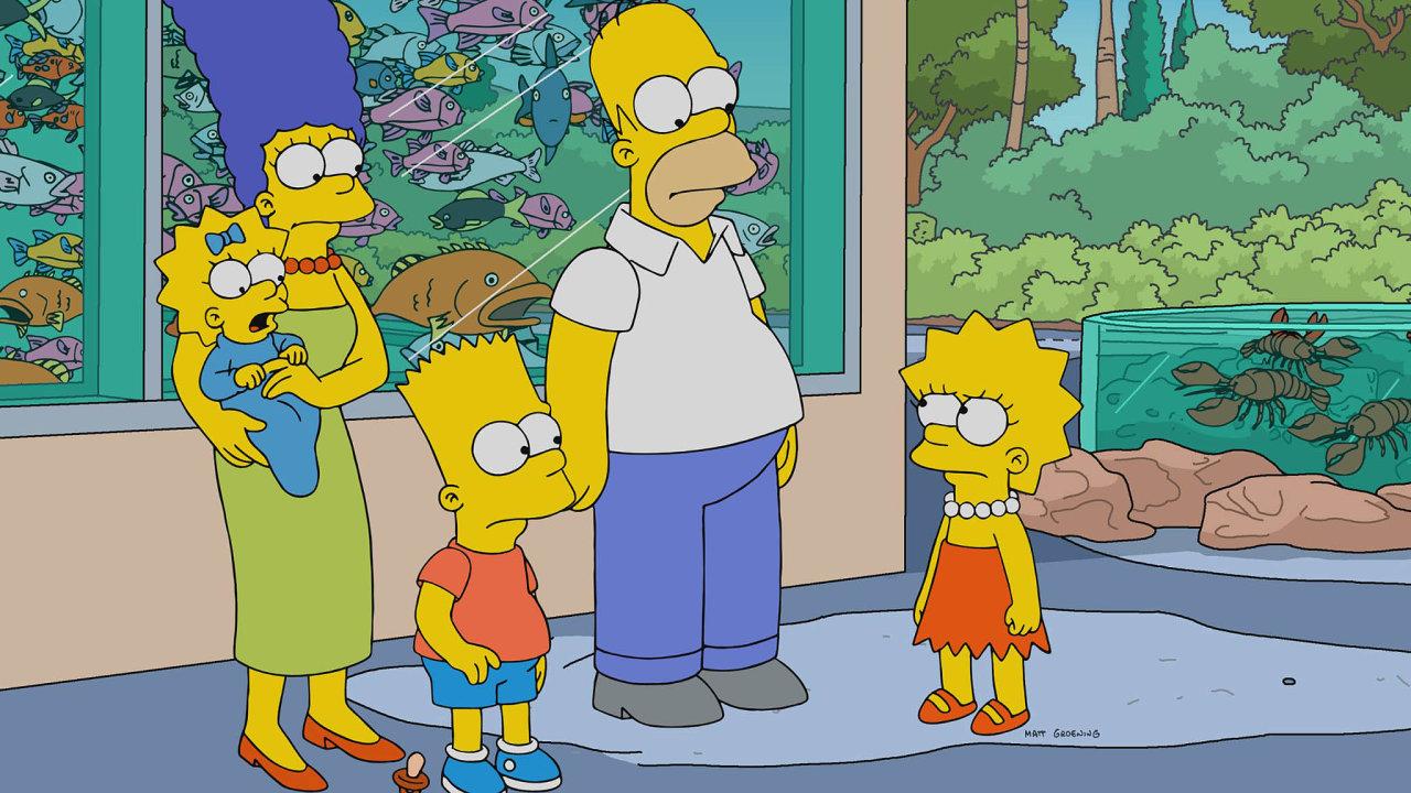 Tři děti ahypotéka. Středoškolák Homer přitom vše uživil. Šlo by to ještě dnes?
