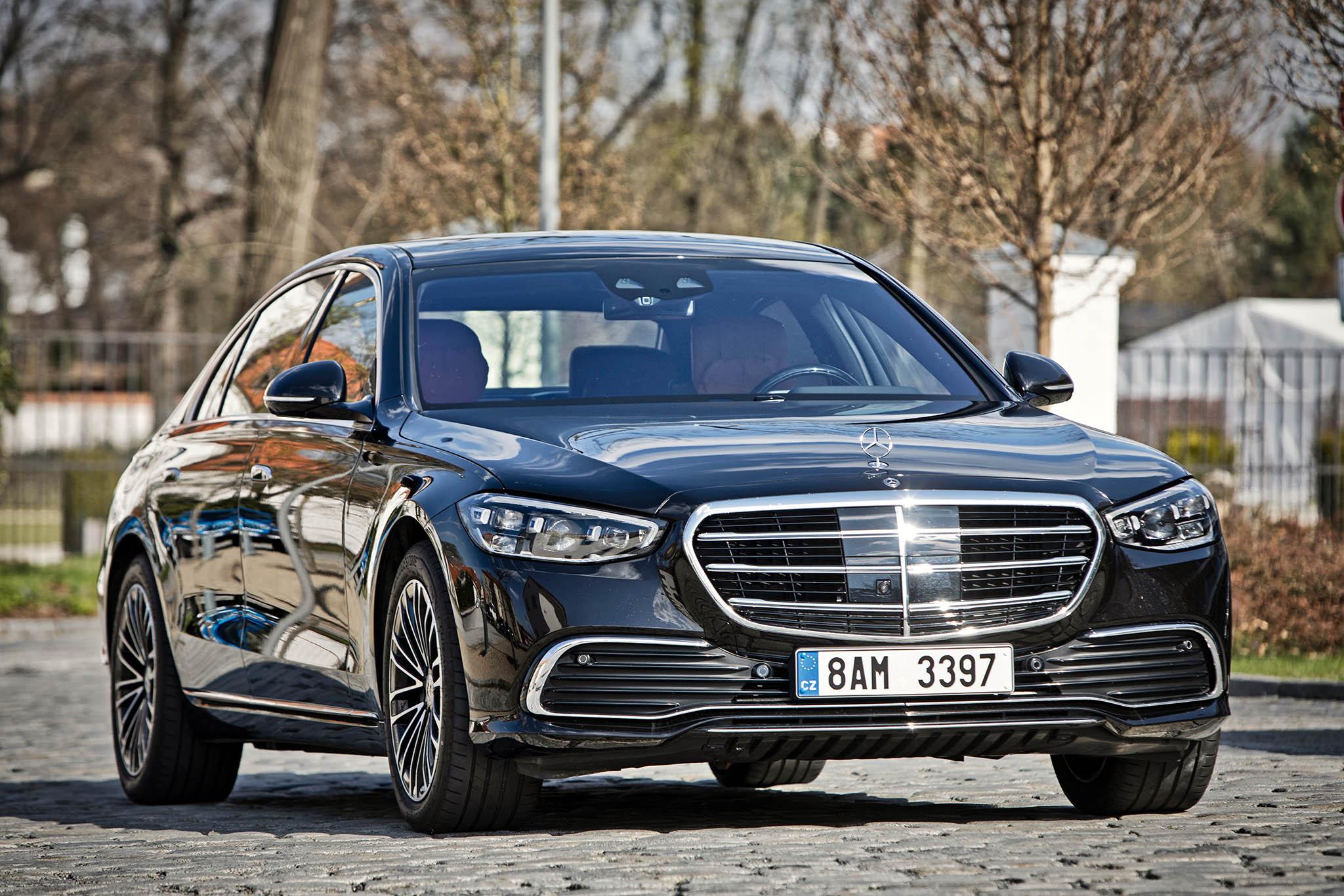 Mercedes třídy S