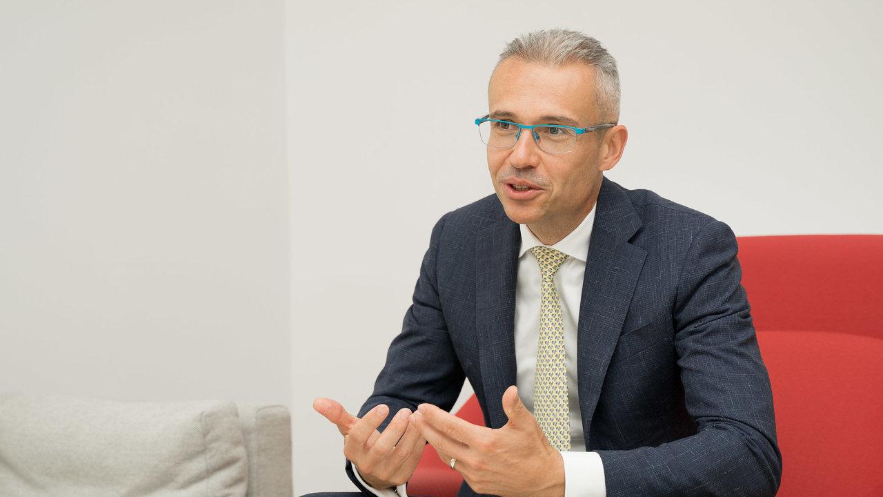 Deloitte, Pavel Šiška