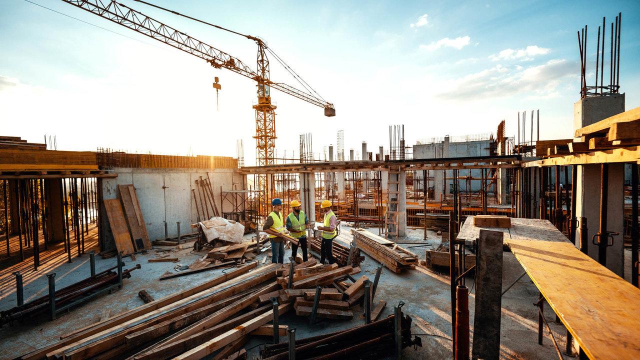 Stavební zákon, staveniště, stavba