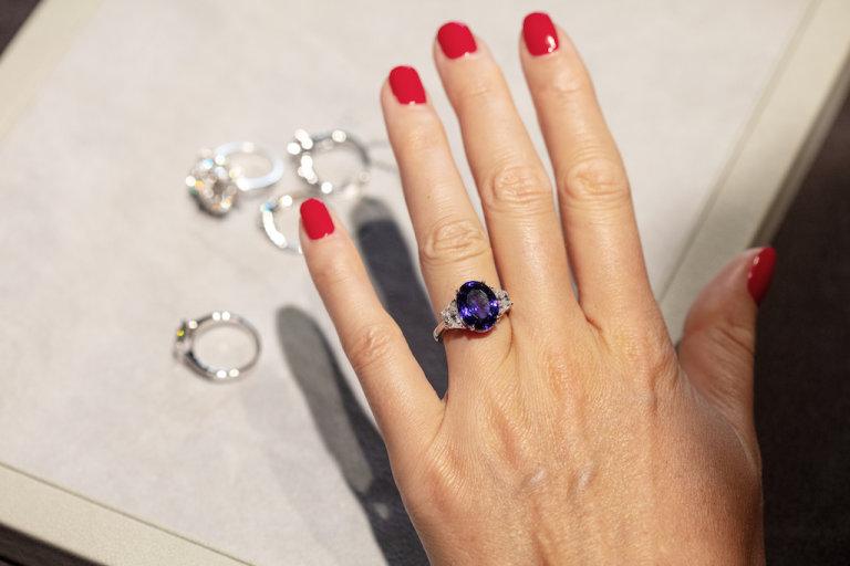 Petra Kvitová si potrpí na šperky