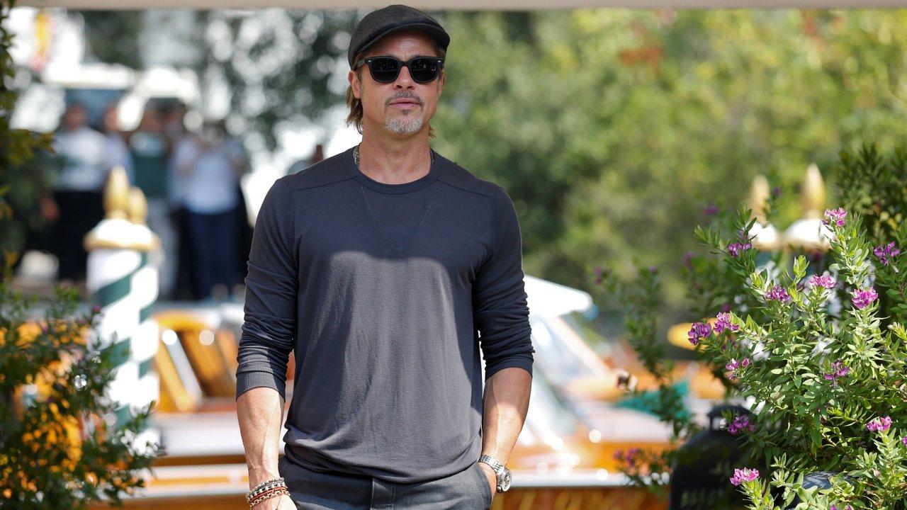 Brad Pitt Breitling Filmový festival v Benátkách k filmu Ad Astra