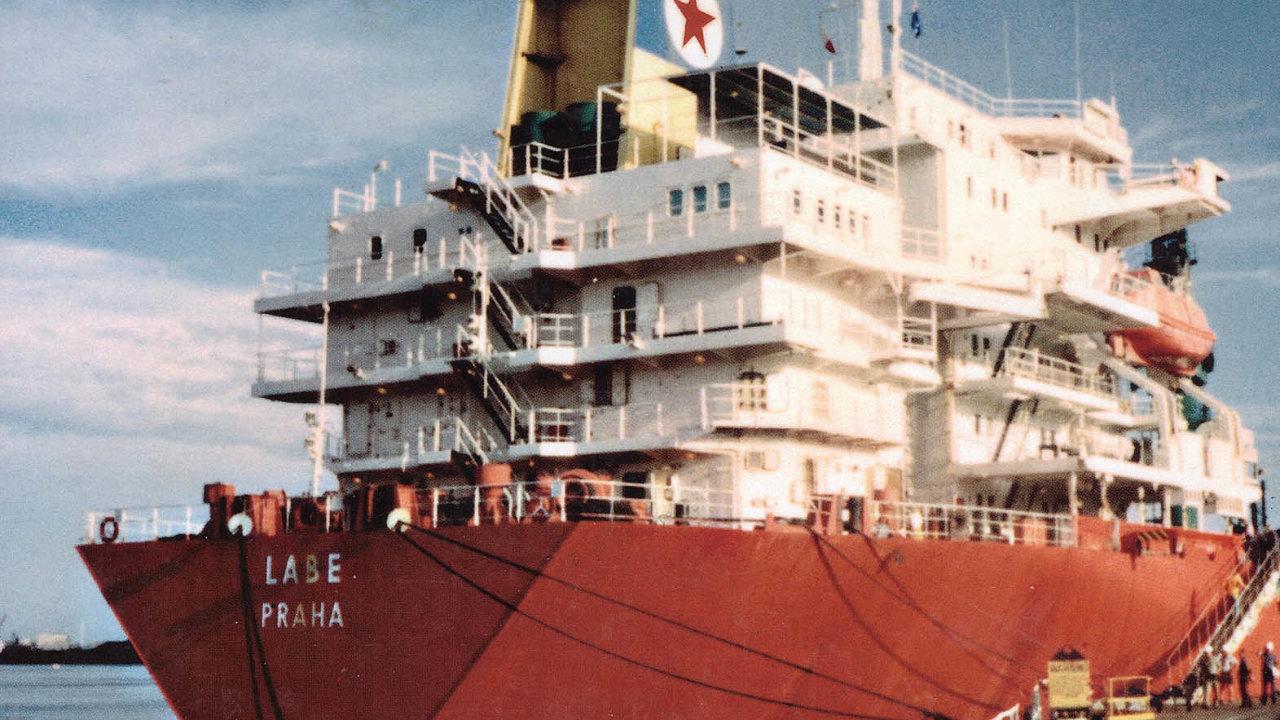 Dlouhodobý pronájem lodí ČNP byl často a velmi úspěšně prováděn afilací – firmou Intrasped (London) Ltd.
