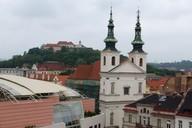 Brno - centrum města