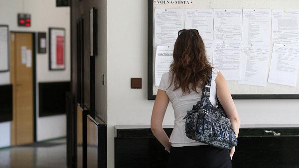 Nezaměstnanost v Česku v prosinci po čtyřměsíčním poklesu stoupla.