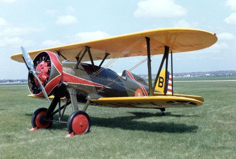 Boeing P 12E