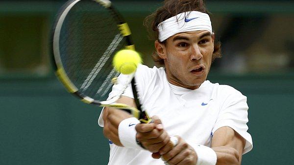 �pan�lsk� tenista Rafael Nadal.