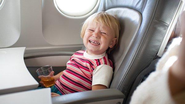 Na horní palubu Airbusu A 380 děti nesmějí.