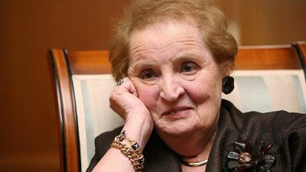 Madeleine Albrightová