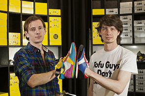 Designéři botasek: Není to jen retrovlna. Když se něco vyrábí 50 let, něco na tom je