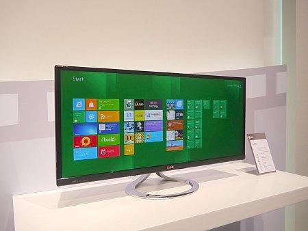 LG na veletrhu IFA 2012