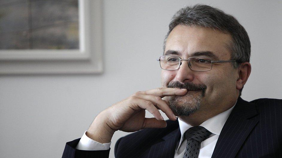 Pavel Horák, bývalý šéf VZP