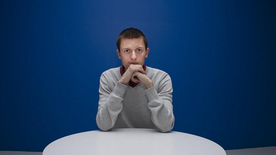 Vladimír Šandera, jednatel Vronli