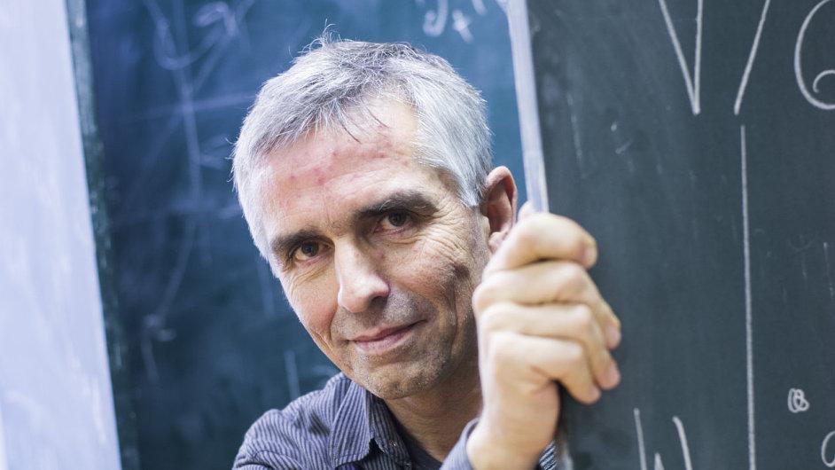 Matematik Eduard Feireisl