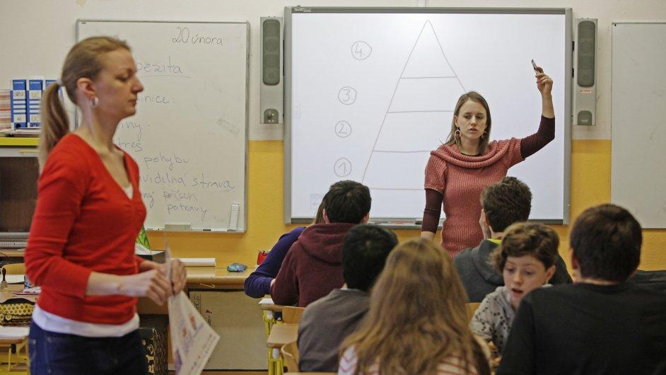 Základní škola - ilustrační fotografie