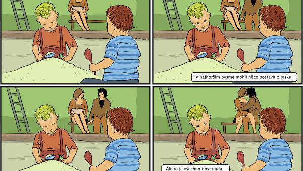 Start-upové děti