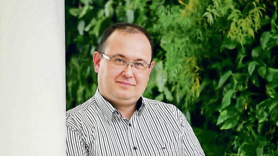 Finanční ředitel Pleasu Petr Nobst