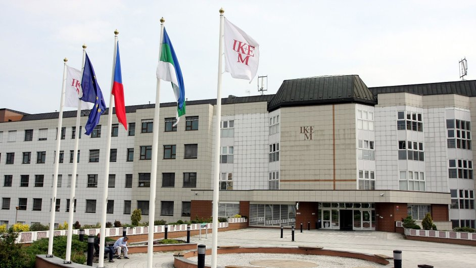 IKEM Praha - ilustrační foto