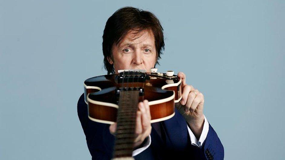 Album New od Paula McCartneyho vyjde 14. října