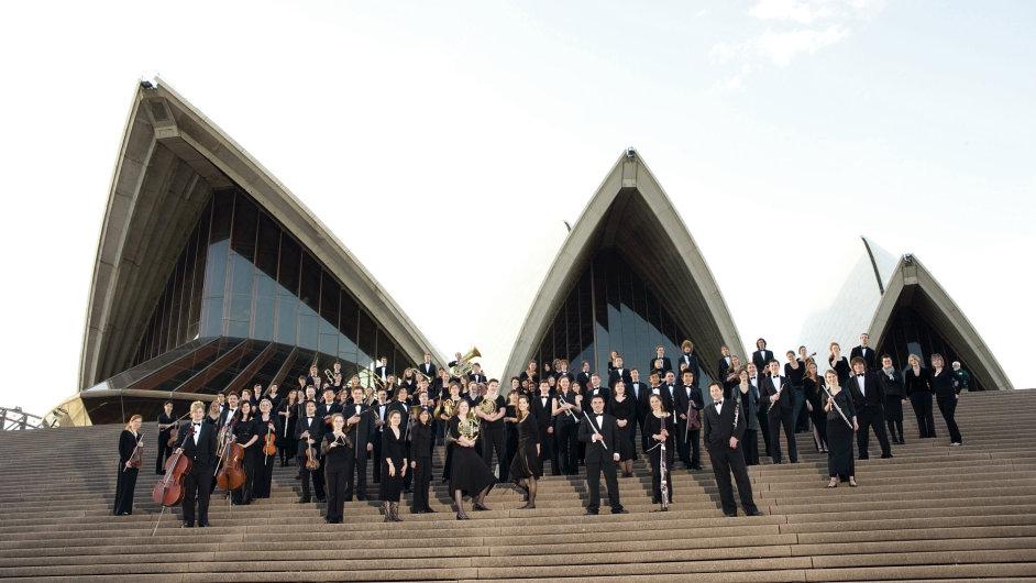 Mezi dotázanými byli i členové mládežnického tělesa Australian Youth Orchestra.