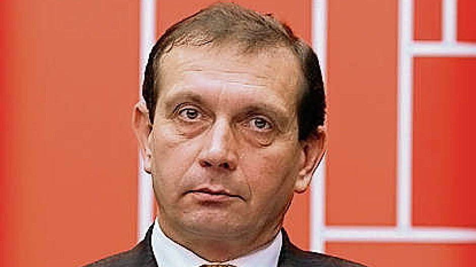 Generální ředitel Metrostavu Pavel Pilát. Bude obviněn?