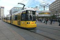 Tramvaj pro Berlín modernizovaná společností Cegelec