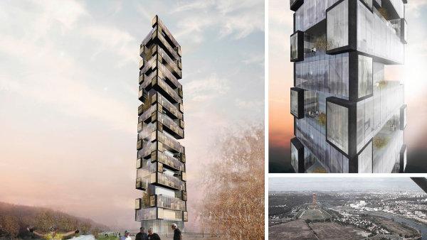 Výšková budova pro Prahu