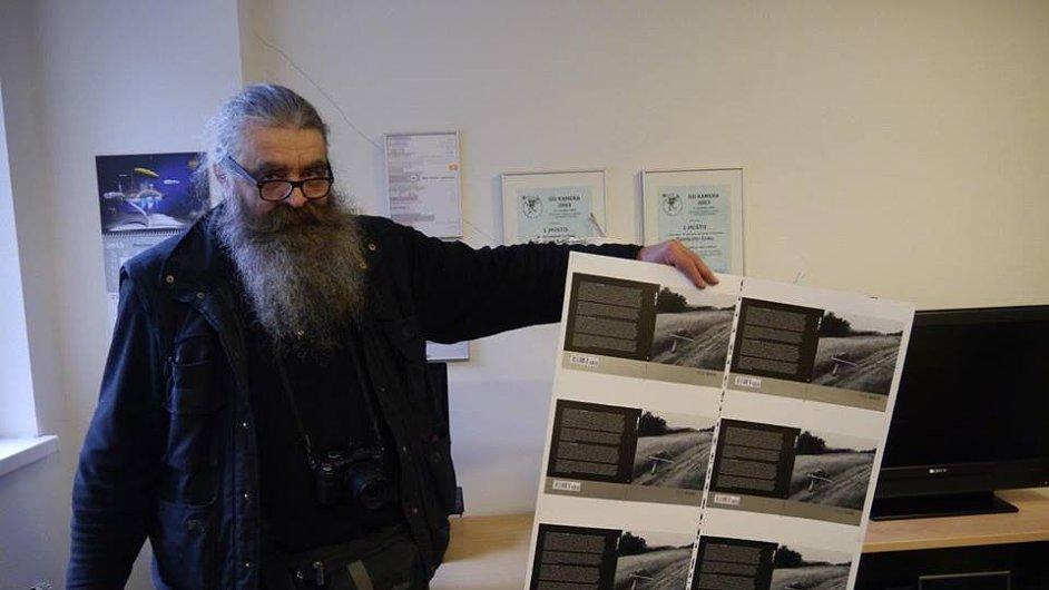 Knihou Vojtěcha Dukáta (na snímku) se uzavřela edice Fototorst.