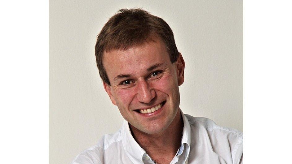 Josef Neumann, komerční ředitel české a slovenské pobočky PepsiCo