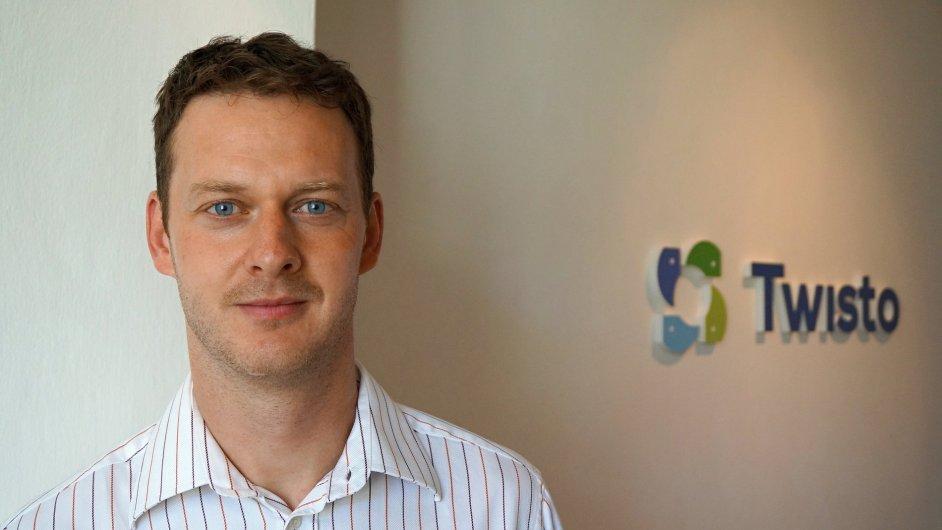 Michal Kročil, head of risk platební služby Twisto.cz