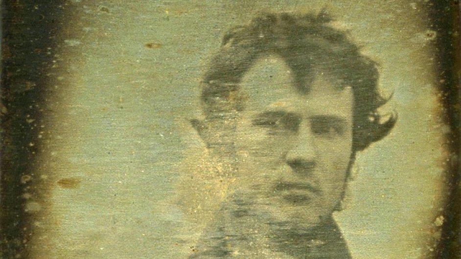 Nejstarší autoportrét na světě z roku 1839