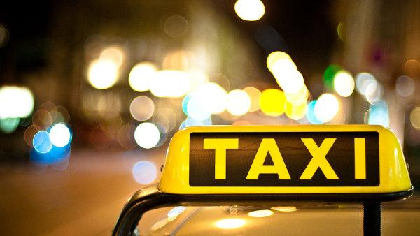 Taxi - Ilustrační foto.
