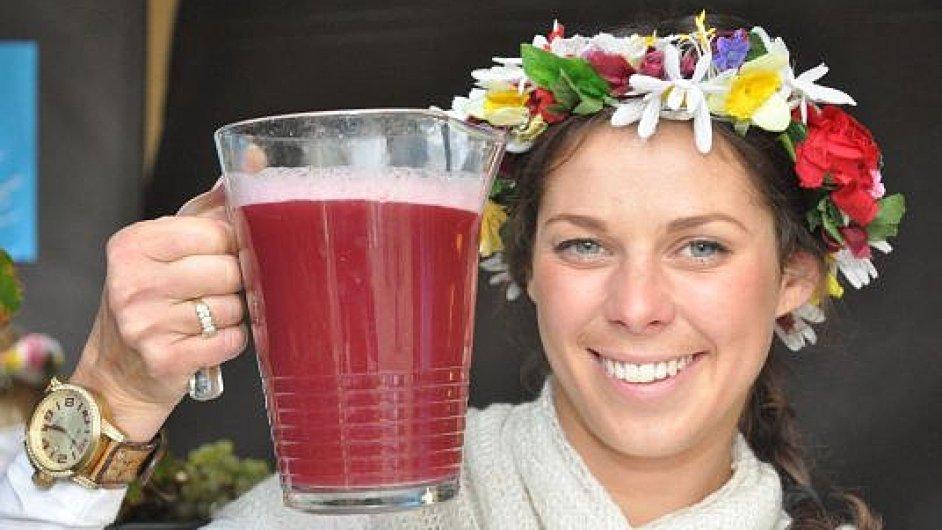 Vinaři představí víno i burčák