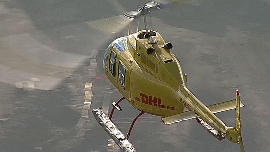 Vrtulník zkrátí cestu z letiště do centra i o hodinu