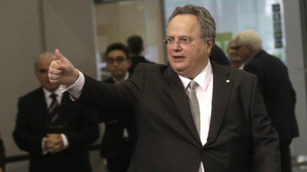 Řecký ministr zahraničních věcí Kotzias vzpomínal na Mnichov, aby  se mohl účastnit jednání V4 - Ilustrační foto.
