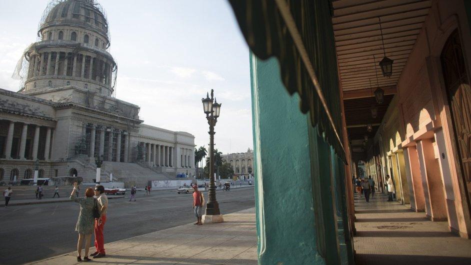 Kuba, ilustrační foto.