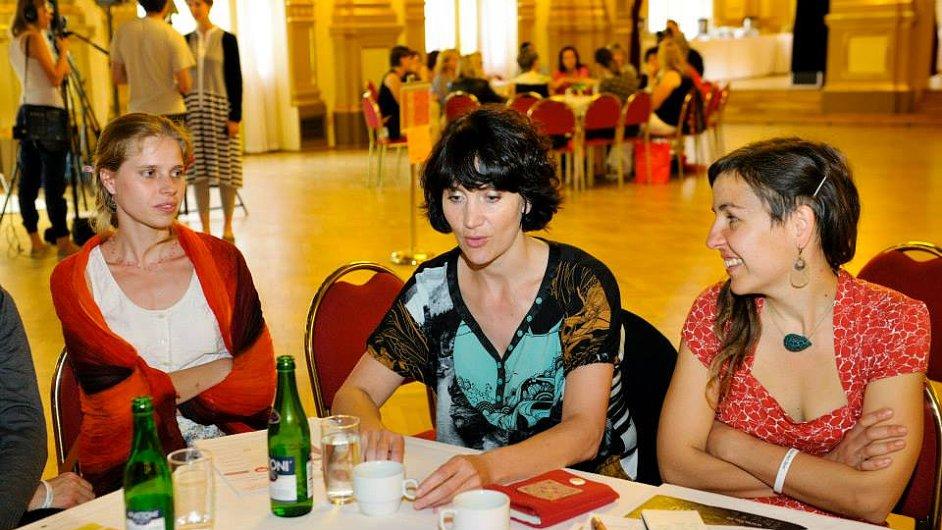 První ročník Kongresu žen proběhl v roce 2013.