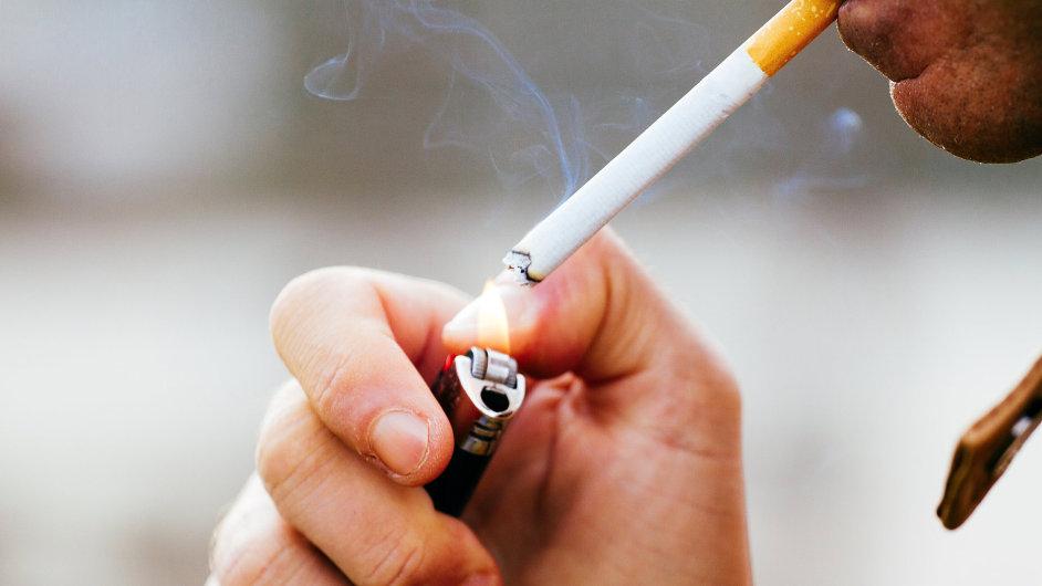Stát pokračuje v boji s kouřením.