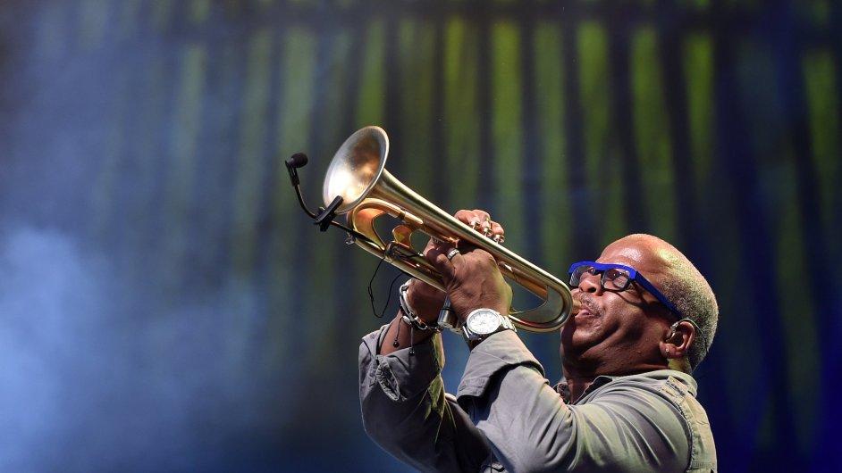 Snímky z koncertu Terence Blancharda