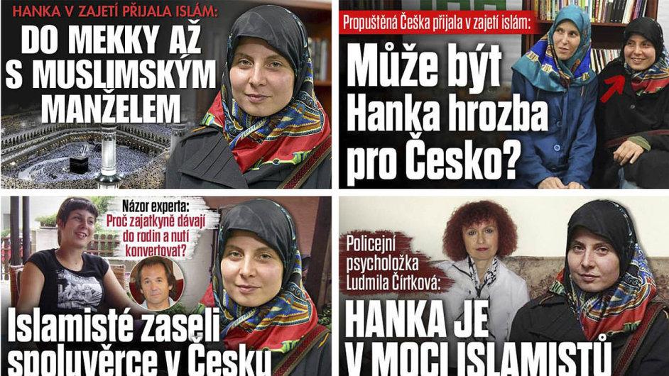 Byla by škoda nevysát téma únosu a osvobození Hany Humpálové a Antonie Chrástecké do mrtě.