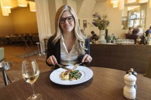 Šéfka českého Ferrera miluje italskou kuchyni. Občas zhřeší čokoládou