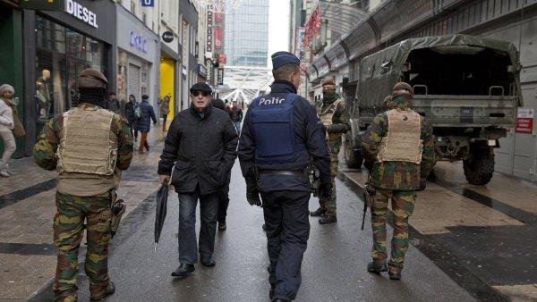Bomby z triacetonu pou�ili terorist� v Bruselu i v Pa��i - Ilustra�n� foto.