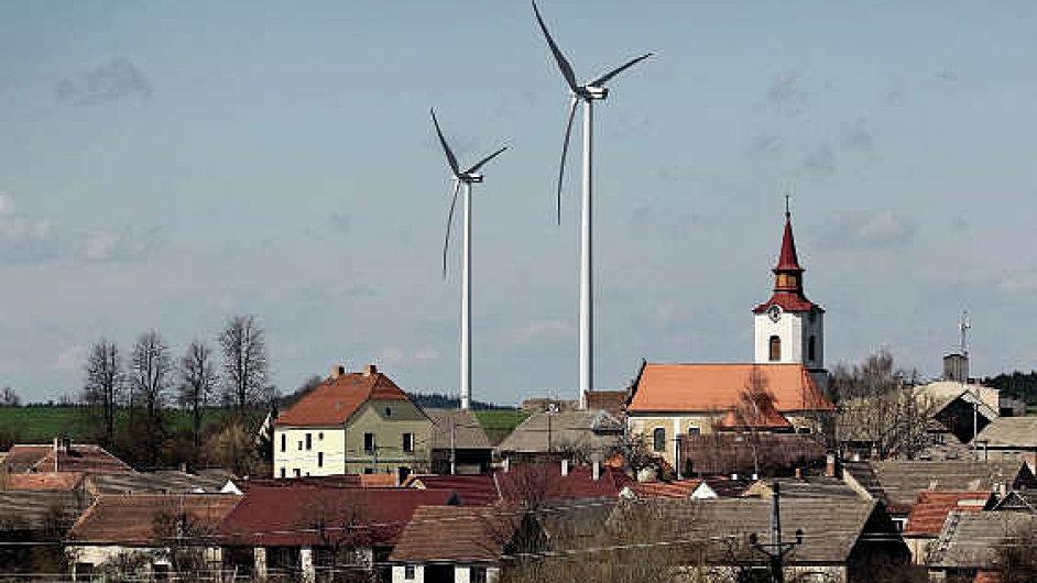 Vláda v pondělí schválila nařízení o podpoře elektřiny a tepla z obnovitelných zdrojů - ilustrační foto.