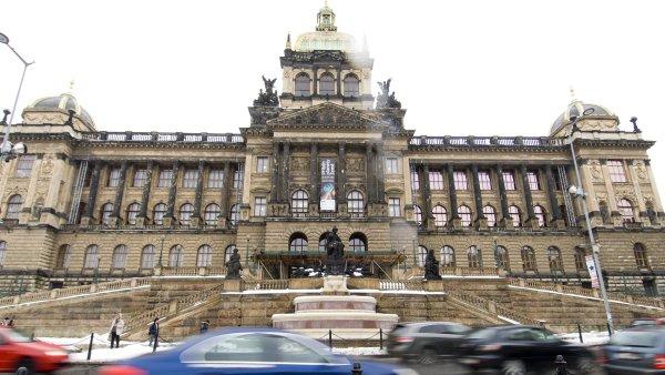 Generali odhadla škodu požáru v Národním muzeu na deset milionů - Ilustrační foto.