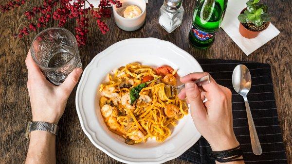 Mattoni a jídlo
