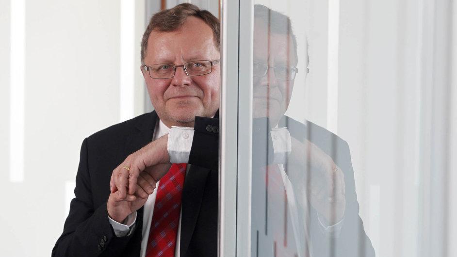 Miloslav Kala, šéf Nejvyššího kontrolního úřadu.